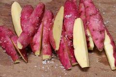 Batatas doces japonesas Fotos de Stock