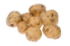Batatas frescas Foto de Stock