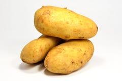 Batatas frescas Imagens de Stock
