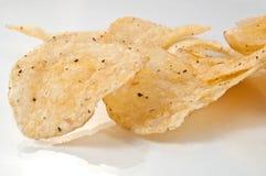 Batatas fritas. Imagem de Stock