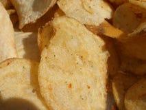 Batatas fritas Foto de Stock Royalty Free