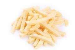 Batatas fritas congeladas. Fotos de Stock Royalty Free