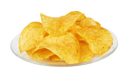 Batatas fritas da batata Imagem de Stock Royalty Free