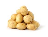 Batatas novas Fotografia de Stock Royalty Free