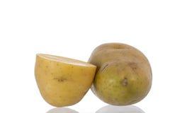 Batatas rachadas Imagem de Stock Royalty Free