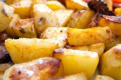 Batatas Roasted Foto de Stock