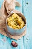 Batatas trituradas Fotos de Stock