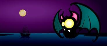 batavia Смешной смотря персонаж из мультфильма Стоковое Изображение