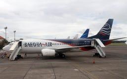 Batavia Air Photo stock