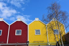 Batavia Stad Fashion Outlet Royalty Free Stock Images