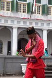 Batavia stad in Jakarta Royalty Free Stock Photo