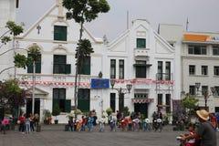Batavia stad in Jakarta Royalty Free Stock Image