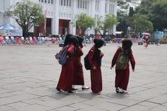 Batavia stad in Jakarta Stock Photo