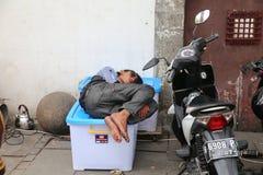 Batavia stad in Jakarta Royalty Free Stock Images
