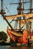 batavia starego statku Fotografia Royalty Free