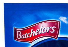Batchelors logo Obraz Royalty Free