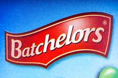 Batchelors Logo Royalty Free Stock Image