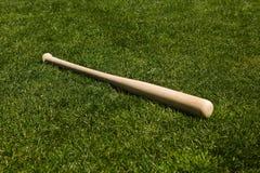 Bate de béisbol Fotos de archivo libres de regalías