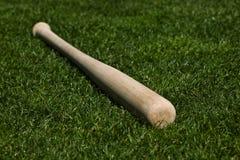 Bate de béisbol Foto de archivo libre de regalías