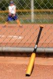 Bate de béisbol Fotografía de archivo