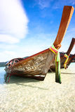 Bateau à Phuket Photographie stock libre de droits