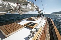 bateau à voiles Photos stock