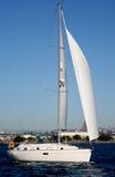 bateau à voiles san de diego Photographie stock libre de droits