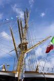 Bateau Amerigo Vespucci Photo libre de droits