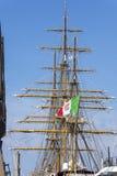 Bateau Amerigo Vespucci Image libre de droits
