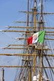 Bateau Amerigo Vespucci Photographie stock libre de droits