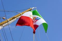 Bateau Amerigo Vespucci Images libres de droits