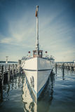 Bateau Ammersee Photo stock