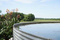 Bateau-citerne australien de l'eau Photographie stock libre de droits