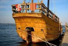 Bateau d'Espagnol Images libres de droits