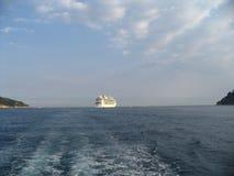 bateau de croisière Photo libre de droits