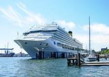 Bateau de croisière Costa Magica de Costa Cruises photo stock