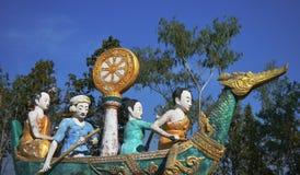 Bateau de Dhamma Photographie stock