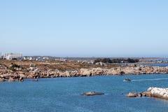 Bateau de Fishermans image stock