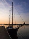 Bateau de navigation Photo stock