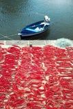 Bateau de pêche image stock