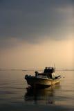 Bateau de pêche Photos stock
