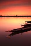 Bateau de pêche. photo libre de droits