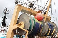 Bateau de pêche 03 Photographie stock libre de droits