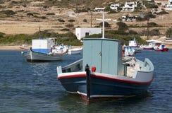 Bateau de pêche Photographie stock libre de droits