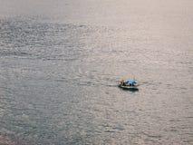Bateau de pêche de Paraty Photo libre de droits