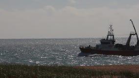 Bateau de pêche portugais clips vidéos