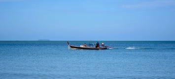 Bateau de pêche, Thaïlande Images stock