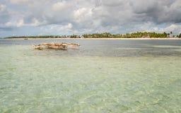 Bateau de pêche typique Image libre de droits