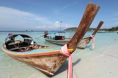 Bateau de pêcheur images libres de droits