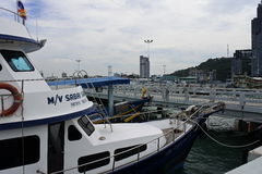 Bateau de Pattaya Images stock